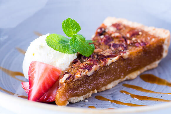 Desserts at The Inn at Maybury this Father's Day