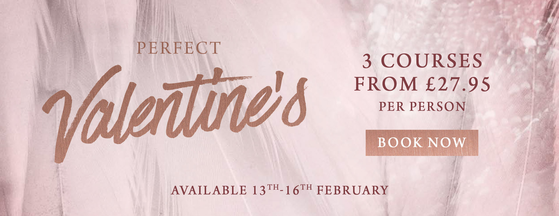 Valentines at The Inn at Maybury
